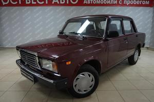 Авто ВАЗ (Lada) 2107, 2012 года выпуска, цена 144 000 руб., Москва
