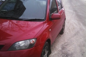 Автомобиль Mazda Demio, хорошее состояние, 2003 года выпуска, цена 210 000 руб., Барнаул