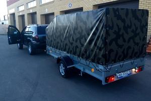 Подержанный автомобиль Jeep Grand Cherokee, хорошее состояние, 2002 года выпуска, цена 500 000 руб., Казань