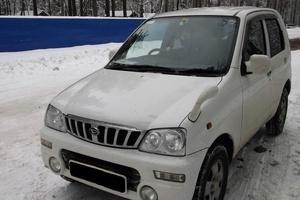 Автомобиль Daihatsu Terios, хорошее состояние, 2002 года выпуска, цена 150 000 руб., Новосибирск
