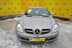 Авто Mercedes-Benz SLK-Класс, 2005 года выпуска, цена 670 000 руб., Самара