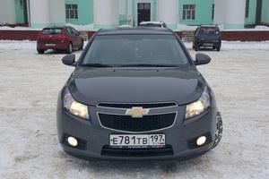 Автомобиль Chevrolet Cruze, отличное состояние, 2012 года выпуска, цена 500 000 руб., Смоленск