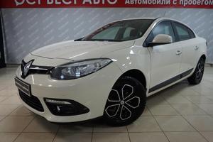 Авто Renault Fluence, 2013 года выпуска, цена 488 000 руб., Москва