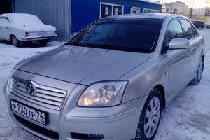 Подержанный автомобиль Toyota Avensis, отличное состояние, 2005 года выпуска, цена 480 000 руб., Челябинск