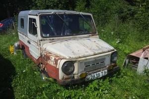 Автомобиль ЛуАЗ 969, плохое состояние, 1985 года выпуска, цена 25 000 руб., Санкт-Петербург