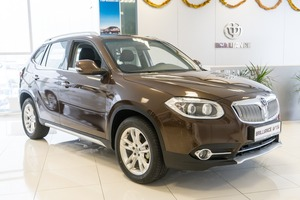Авто Brilliance V5, 2015 года выпуска, цена 857 900 руб., Москва