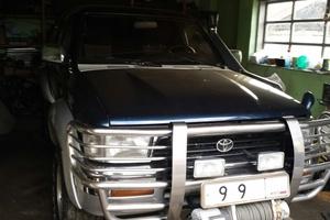 Автомобиль Toyota Hilux Surf, отличное состояние, 1994 года выпуска, цена 400 000 руб., Борисоглебск