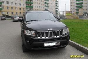 Автомобиль Jeep Compass, отличное состояние, 2011 года выпуска, цена 855 000 руб., Псков