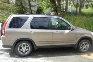 Автомобиль Honda CR-V, отличное состояние, 2006 года выпуска, цена 600 000 руб., Златоуст