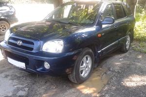 Подержанный автомобиль Hyundai Santa Fe, хорошее состояние, 2008 года выпуска, цена 450 000 руб., Балашиха