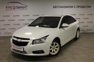 Авто Chevrolet Cruze, 2012 года выпуска, цена 442 350 руб., Казань