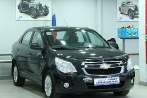 Авто Chevrolet Cobalt, 2014 года выпуска, цена 440 000 руб., Москва