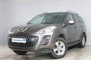 Авто Peugeot 4007, 2012 года выпуска, цена 869 000 руб., Санкт-Петербург