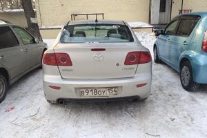 Автомобиль Mazda Axela, хорошее состояние, 2003 года выпуска, цена 275 000 руб., Алтайский край