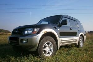 Автомобиль Mitsubishi Montero, хорошее состояние, 2001 года выпуска, цена 550 000 руб., Ангарск