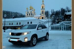 Подержанный автомобиль Kia Sorento, отличное состояние, 2014 года выпуска, цена 1 390 000 руб., Челябинск