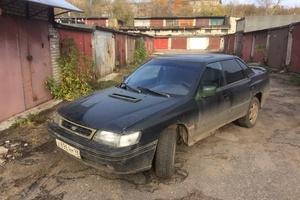 Подержанный автомобиль Subaru Legacy, среднее состояние, 1992 года выпуска, цена 80 000 руб., Жуковский