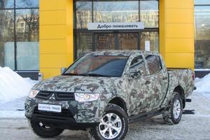 Авто Mitsubishi L200, 2014 года выпуска, цена 1 499 000 руб., Москва