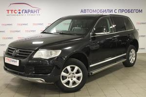 Подержанный автомобиль Volkswagen Touareg, отличное состояние, 2008 года выпуска, цена 743 350 руб., Казань