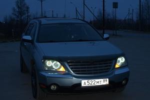 Автомобиль Chrysler Pacifica, хорошее состояние, 2003 года выпуска, цена 530 000 руб., Новый Уренгой