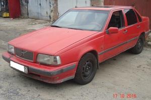 Автомобиль Volvo 850, среднее состояние, 1991 года выпуска, цена 100 000 руб., Старый Оскол