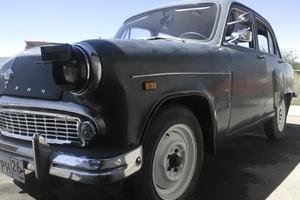 Автомобиль Москвич 402, хорошее состояние, 1956 года выпуска, цена 100 000 руб., Ставрополь