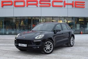 Авто Porsche Macan, 2016 года выпуска, цена 3 990 000 руб., Санкт-Петербург