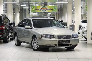 Авто Volvo S80, 2002 года выпуска, цена 299 999 руб., Москва