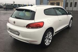 Автомобиль Volkswagen Scirocco, хорошее состояние, 2012 года выпуска, цена 810 000 руб., Санкт-Петербург