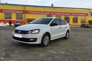 Подержанный автомобиль Volkswagen Polo, отличное состояние, 2015 года выпуска, цена 525 000 руб., Челябинск