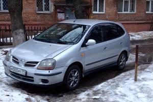 Автомобиль Nissan Tino, хорошее состояние, 2001 года выпуска, цена 155 000 руб., Тула