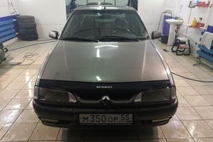 Автомобиль Renault 19, хорошее состояние, 1997 года выпуска, цена 150 000 руб., Омск