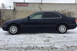 Автомобиль BMW 5 серия, хорошее состояние, 1999 года выпуска, цена 340 000 руб., Челябинск