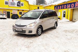 Автомобиль Toyota Previa, отличное состояние, 2000 года выпуска, цена 560 000 руб., Владимир