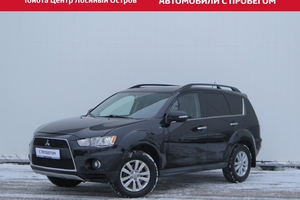 Авто Mitsubishi Outlander, 2011 года выпуска, цена 835 000 руб., Москва