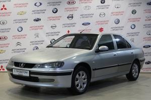 Авто Peugeot 406, 2004 года выпуска, цена 219 000 руб., Москва