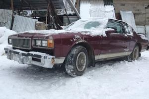 Автомобиль Chevrolet Caprice, среднее состояние, 1984 года выпуска, цена 350 000 руб., Москва