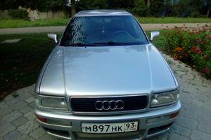 Автомобиль Audi Coupe, хорошее состояние, 1991 года выпуска, цена 150 000 руб., Краснодар