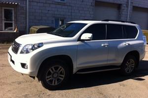 Автомобиль Toyota Land Cruiser Prado, отличное состояние, 2013 года выпуска, цена 2 300 000 руб., Миасс