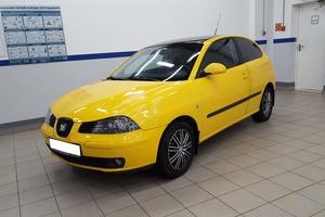 Авто SEAT Ibiza, 2008 года выпуска, цена 230 000 руб., Москва