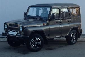 Авто УАЗ Hunter, 2016 года выпуска, цена 580 000 руб., Минеральные Воды