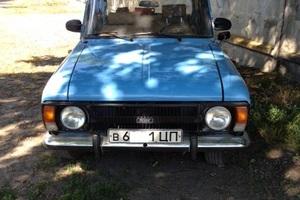 Автомобиль ИЖ 412, хорошее состояние, 1988 года выпуска, цена 35 000 руб., Гулькевичи