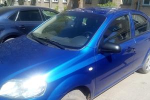 Подержанный автомобиль Chevrolet Aveo, отличное состояние, 2011 года выпуска, цена 400 000 руб., Челябинск