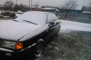 Автомобиль Audi 80, среднее состояние, 1991 года выпуска, цена 35 000 руб., Альметьевск