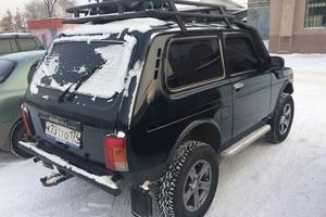 Подержанный автомобиль ВАЗ (Lada) 4x4, отличное состояние, 2012 года выпуска, цена 325 000 руб., Магнитогорск