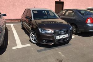 Подержанный автомобиль Audi A1, отличное состояние, 2012 года выпуска, цена 640 000 руб., Москва