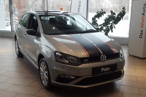 Авто Volkswagen Polo, 2016 года выпуска, цена 903 000 руб., Томск