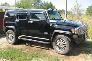 Автомобиль Hummer H3, хорошее состояние, 2008 года выпуска, цена 900 000 руб., Елабуга