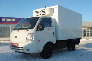Авто Kia Bongo, 2009 года выпуска, цена 385 000 руб., Москва