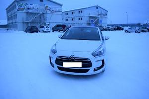 Автомобиль Citroen DS5, отличное состояние, 2013 года выпуска, цена 912 000 руб., Екатеринбург